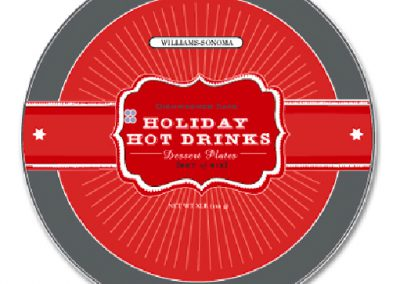 Williams Sonoma Holiday Hot Drinks