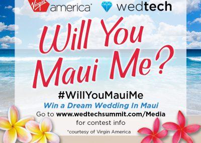 WedTech Summit Maui