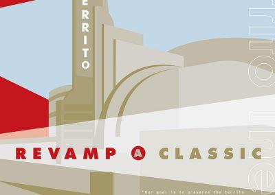 Save El Cerrito Theatre Poster