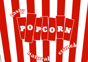 Williams Sonoma Popcorn Serveware